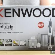 Kenwood HDP404WH Triblade